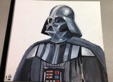 """Darth Vader: Imperial Gladiator"" by Joe Gilotti"