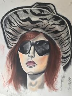 """Lindsey"" by Fatima Jumarilli"