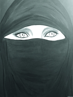 """""""Oppression"""" by Danielle Caruso"""